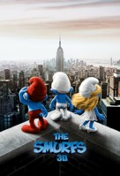 The Smurfs - Movie Poster (xs thumbnail)