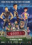 Metegol - Italian Movie Poster (xs thumbnail)