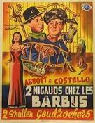 Comin' Round the Mountain - Belgian Movie Poster (xs thumbnail)