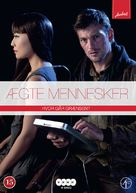 """Äkta människor"" - Danish DVD cover (xs thumbnail)"