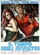 Il tempo degli avvoltoi - Italian Movie Poster (xs thumbnail)