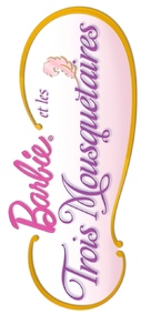 Barbie and the Three Musketeers - French Logo (xs thumbnail)