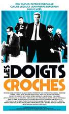 Les doigts croches - Canadian Movie Poster (xs thumbnail)