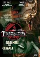 Pterodactyl - German DVD cover (xs thumbnail)