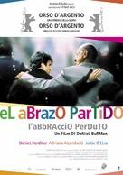 El abrazo partido - Italian Movie Poster (xs thumbnail)