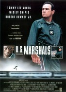 US Marshals - Spanish Movie Poster (xs thumbnail)