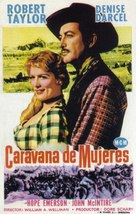 Westward the Women - Spanish Movie Poster (xs thumbnail)