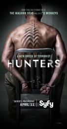 """Hunters"" - Movie Poster (xs thumbnail)"