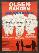 Olsen-banden på spanden - Danish Movie Poster (xs thumbnail)