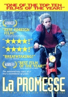 La promesse - British DVD cover (xs thumbnail)