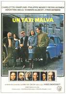 Un taxi mauve - Spanish Movie Poster (xs thumbnail)