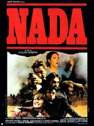 Nada - French Movie Poster (xs thumbnail)
