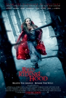 Red Riding Hood - British Movie Poster (xs thumbnail)
