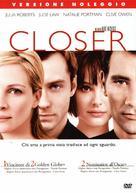 Closer - Italian Movie Cover (xs thumbnail)