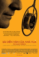 The King's Speech - Vietnamese Movie Poster (xs thumbnail)