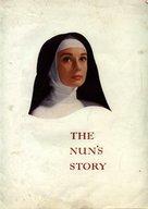 The Nun's Story - Movie Poster (xs thumbnail)