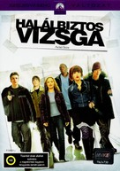 The Perfect Score - Hungarian DVD movie cover (xs thumbnail)
