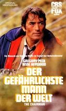 The Chairman - German VHS cover (xs thumbnail)