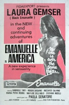 Emanuelle In America - Movie Poster (xs thumbnail)