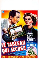 The Thin Man Goes Home - Belgian Movie Poster (xs thumbnail)