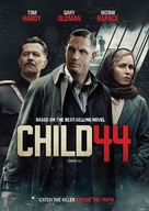 Child 44 - Canadian DVD movie cover (xs thumbnail)