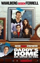 Daddy's Home - German Movie Poster (xs thumbnail)