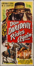 Don Daredevil Rides Again - Movie Poster (xs thumbnail)
