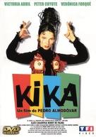 Kika - French Movie Cover (xs thumbnail)