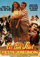 Yotzim Kavua - German Movie Poster (xs thumbnail)