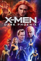 Dark Phoenix - Movie Cover (xs thumbnail)