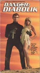 Diabolik - VHS cover (xs thumbnail)