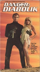 Diabolik - VHS movie cover (xs thumbnail)