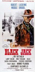 Black Jack - Italian Movie Poster (xs thumbnail)