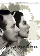 Pygmalion - DVD movie cover (xs thumbnail)