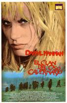 The Clan of the Cave Bear - Spanish Movie Cover (xs thumbnail)