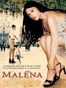 Malèna - French Movie Poster (xs thumbnail)