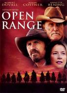 Open Range - DVD cover (xs thumbnail)