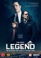 Legend - Danish Movie Cover (xs thumbnail)