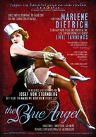 Der blaue Engel - Greek Movie Poster (xs thumbnail)