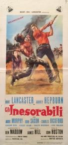 The Unforgiven - Italian Movie Poster (xs thumbnail)