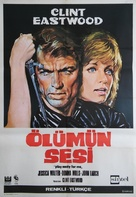 Play Misty For Me - Turkish Movie Poster (xs thumbnail)