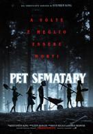 Pet Sematary - Swiss Movie Poster (xs thumbnail)