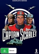 """Captain Scarlet and the Mysterons"" - Australian DVD cover (xs thumbnail)"