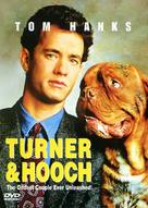 Turner And Hooch - DVD movie cover (xs thumbnail)