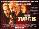 The Rock - British Movie Poster (xs thumbnail)
