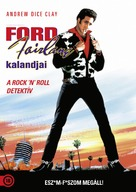 The Adventures of Ford Fairlane - Hungarian Movie Cover (xs thumbnail)