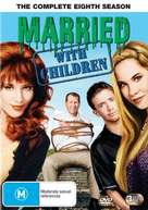 """Married with Children"" - Australian DVD cover (xs thumbnail)"
