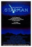 Starman - Advance movie poster (xs thumbnail)