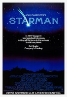 Starman - Advance poster (xs thumbnail)