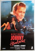 Johnny Handsome - Turkish Movie Poster (xs thumbnail)